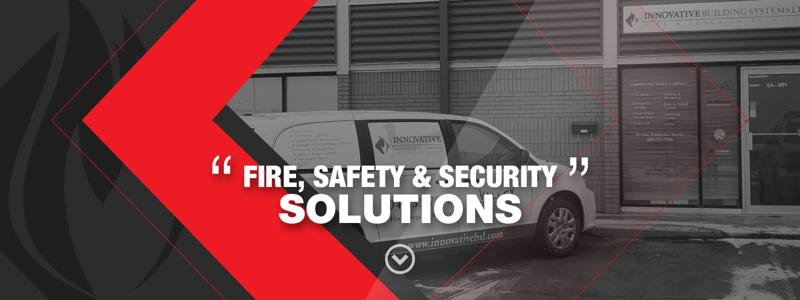 Fire, Safety & Security Solutions
